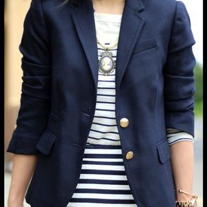 New J. Crew School Boy Blazer